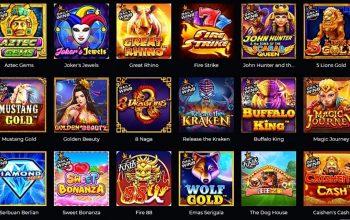 Daftar Agen Casino Online – Situs Judi Mesin Slot Terlengkap